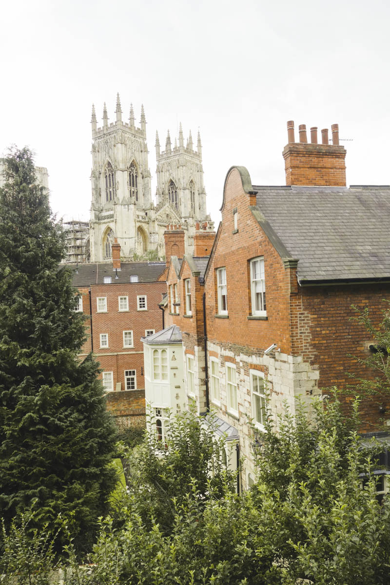 Best View of York - Minster View
