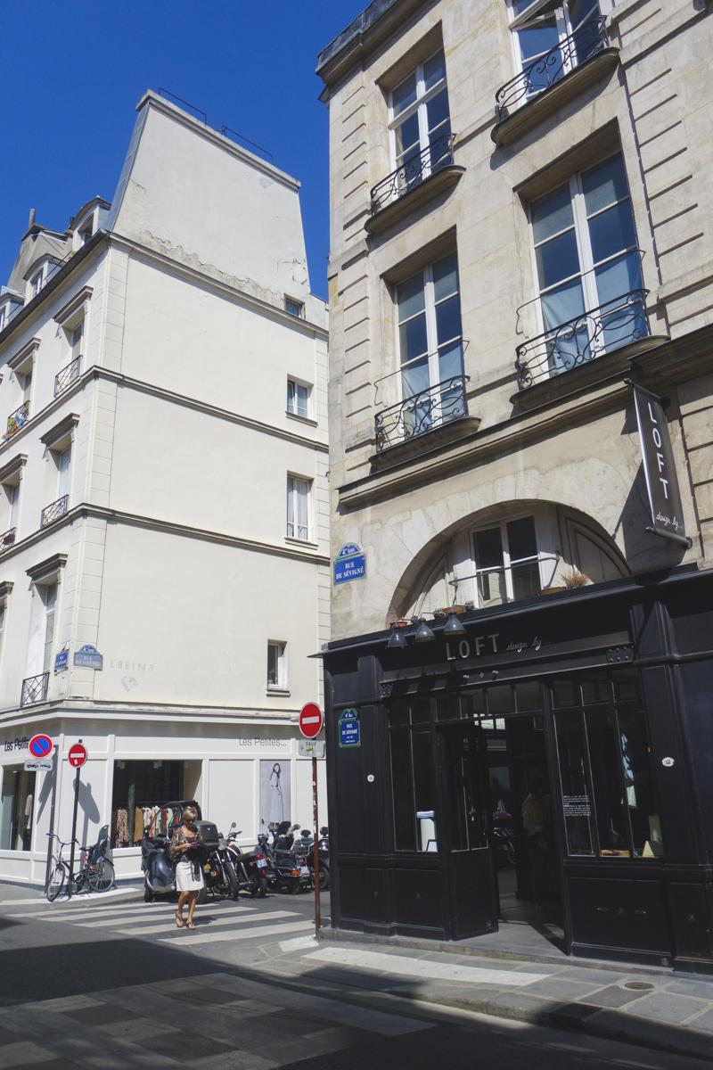 Le Marais - Rue 2