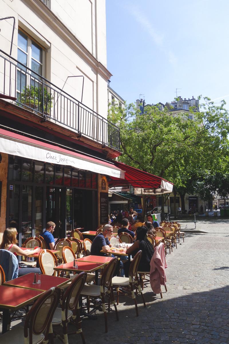 Le Marais - Rue 3