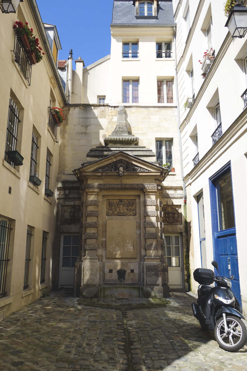 Le Marais - Rue 5