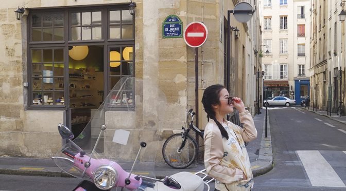 You Can't Go to Paris Without Visiting Le Marais