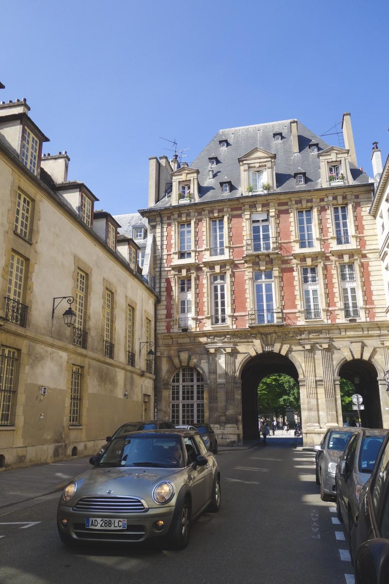 Le Marais - Rue 7