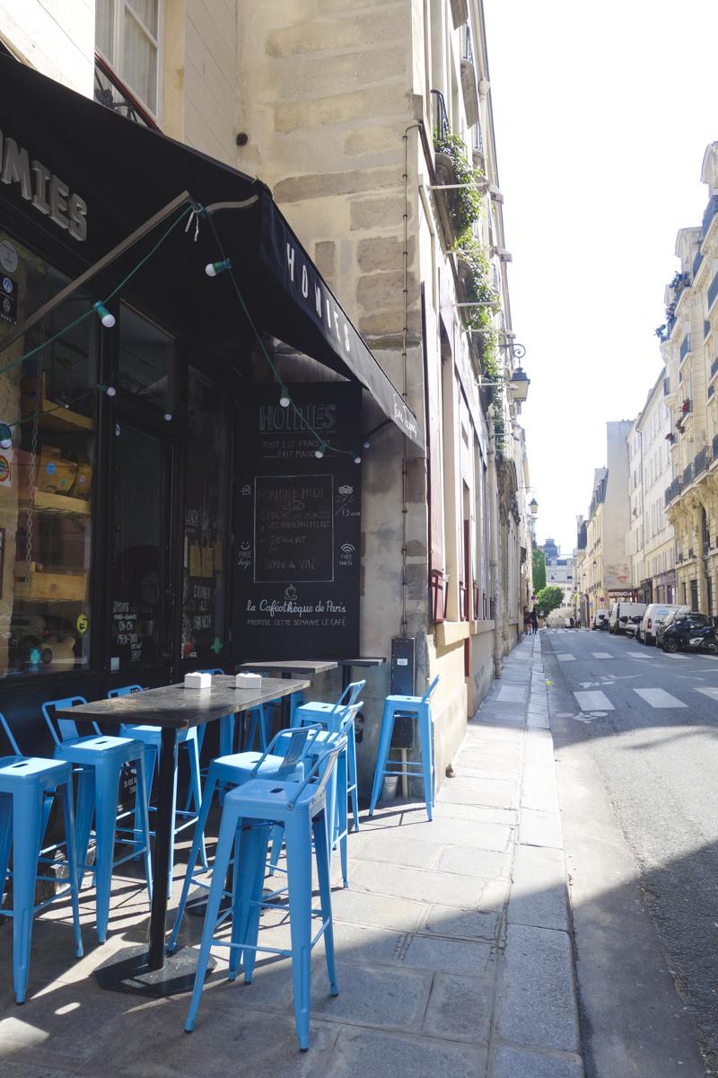 Les Marais - Bar