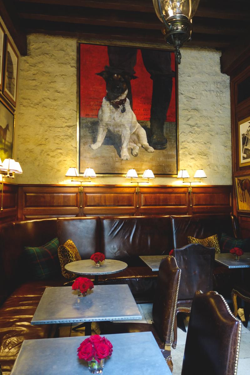 Ralph Lauren Restaurant - Paris 15