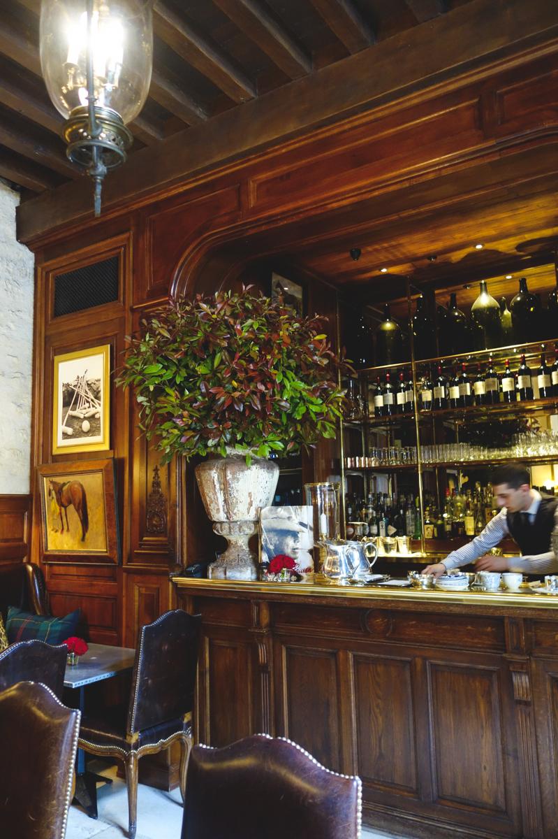 Ralph Lauren Restaurant In Paris Alexandra Luella