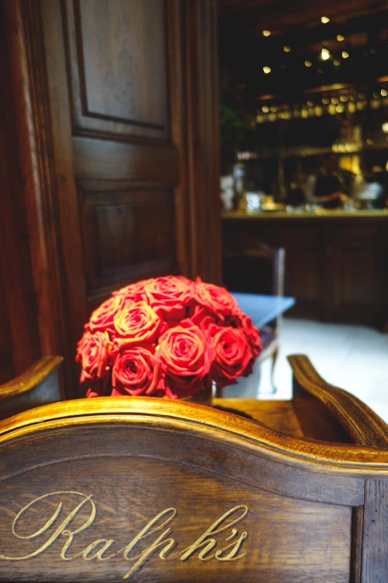 Ralph Lauren Restaurant - Paris 13
