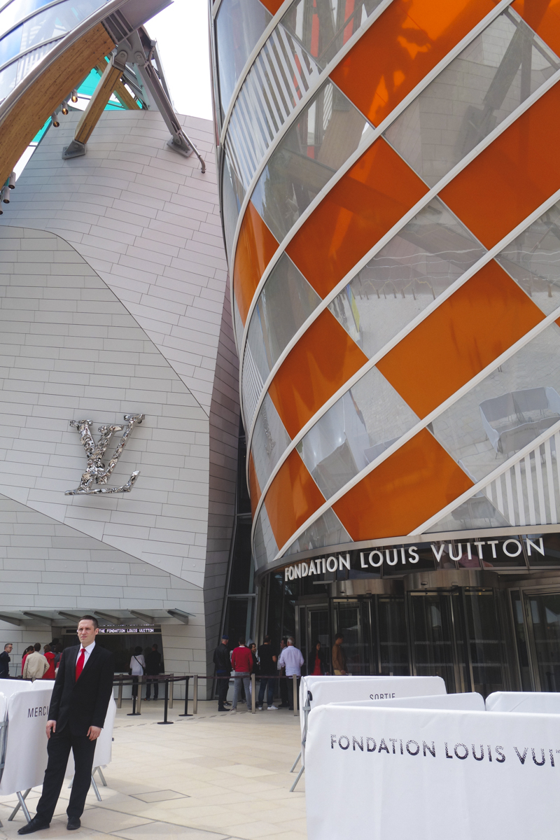Louis Vuitton Fondation 5