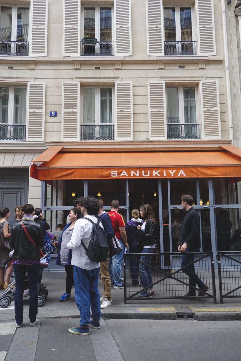 Sanukiya - the Best Udon Slurping Experience in Paris 2