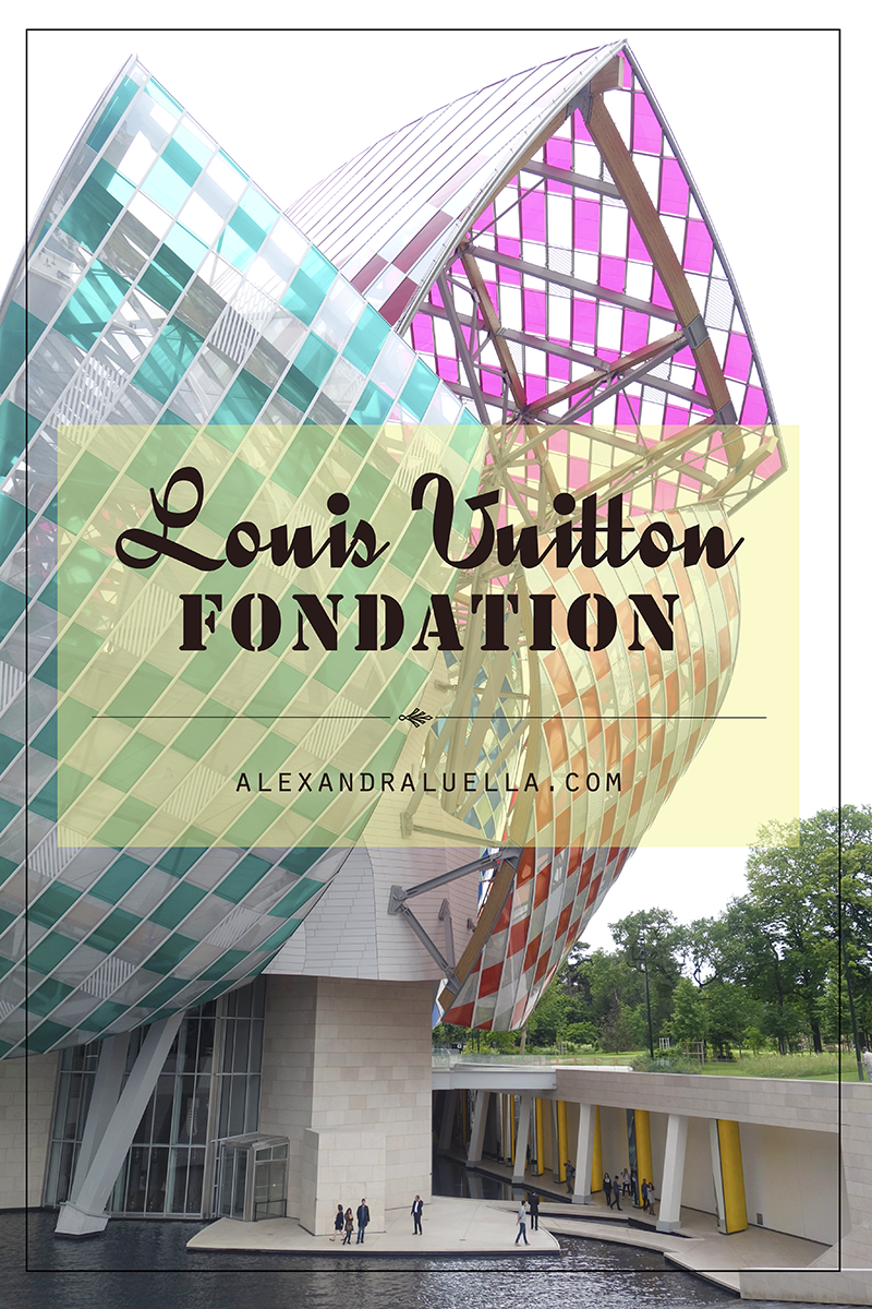 Louis Vuitton Fondation 1